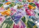 Szwajcaria w recesji? Helweci cierpią przez mocnego franka