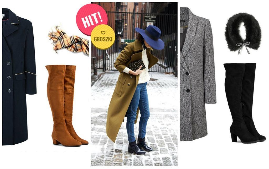 Jak nosić damskie płaszcze w męskim stylu