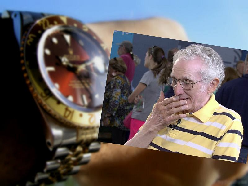 Skrupulatność i słuchanie rad przełożonych sprawiło, że starszy pan stał się posiadaczem małej fortuny