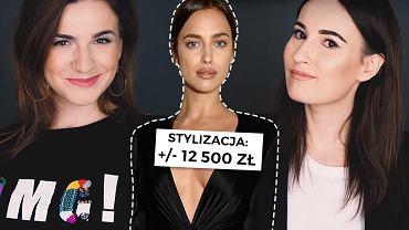 Dress for Less: klasyka w eleganckim wydaniu według Iriny Shayk