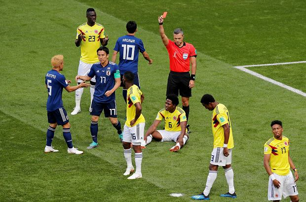 Kolumbia-Japonia