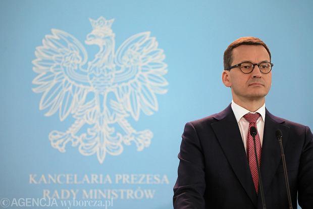 Rządowe Centrum Legislacji: Projekt premiera Morawieckiego o PPK i emeryturze pracowniczej niezgodny z konstytucją