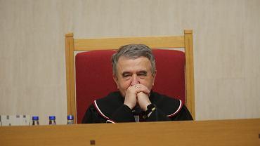 Sędzia TK: Rota ślubowania nie pozwala mi zaakceptować wyroku