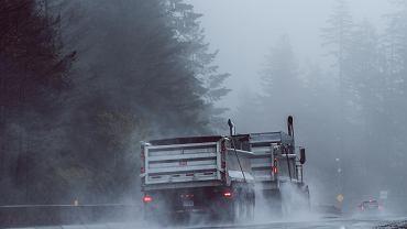 ciężarówka (zdjęcie ilustracyjne)