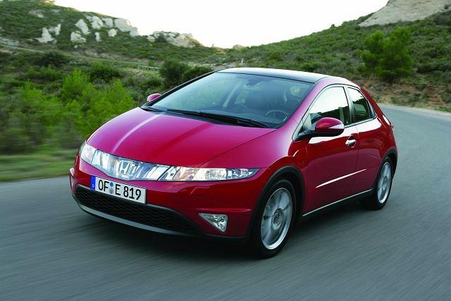 Honda Civic hatchback 5d