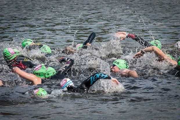 Pływanie open water - dla pływaków i triathlonistów