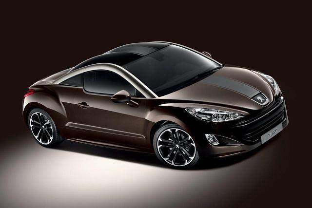 Peugeot RCZ Brownestone