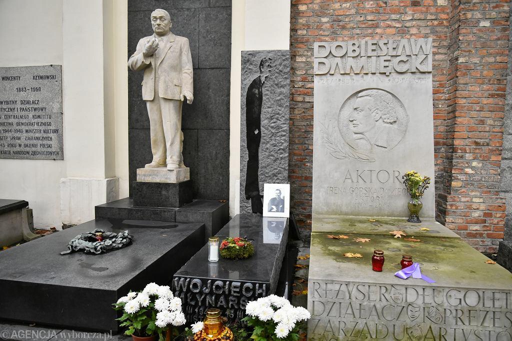 Stare Powązki - cmentarz w Warszawie
