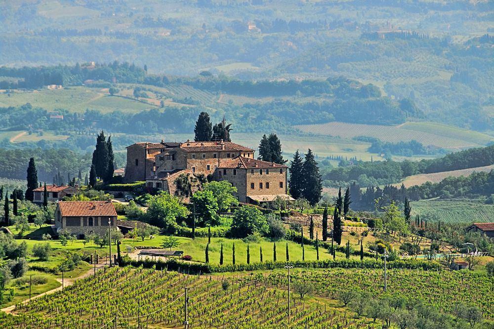 Toskania, Włochy / fot. Shutterstock