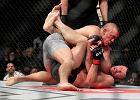 UFC 217. Legenda wróciła w wielkim stylu! Krwawy pojedynek z Bispingiem