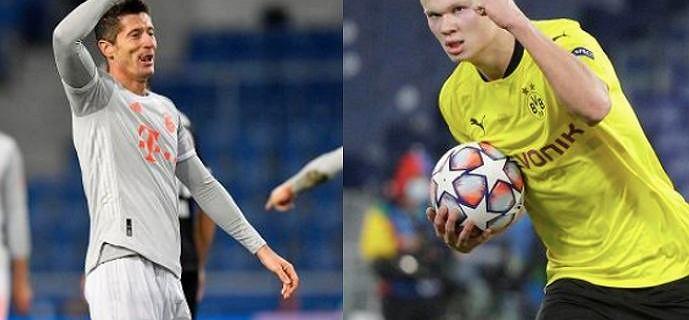 Lewandowski został zapytany o Haalanda. Norwegowie z dumą cytują słowa Polaka