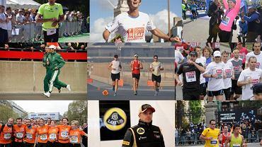 Znani sportowcy, którzy przebiegli maraton