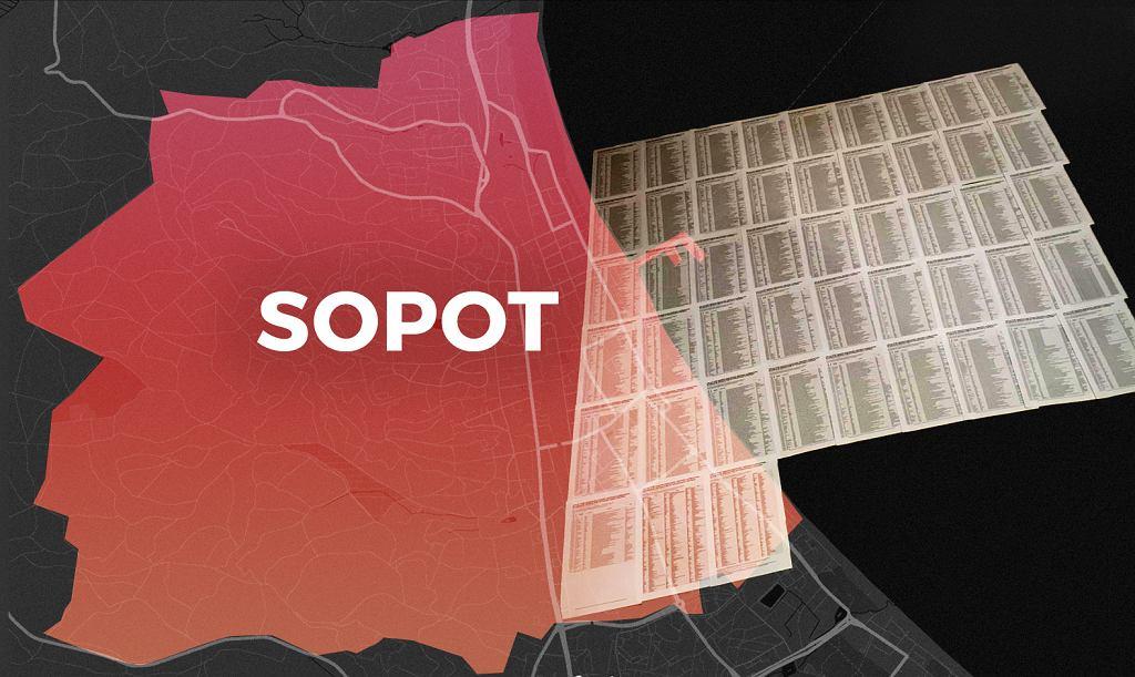 Niemiecka gazeta opublikowała 48-stronicową listę z ponad 30 tys. pozycji