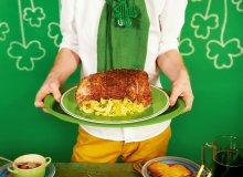 Bekon z kapustą i sosem pietruszkowym (Bacon and cabbage) - ugotuj