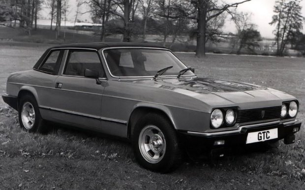 Reliant Scimitar z 1980