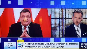 Michał Wójcik i Piotr Kraśko