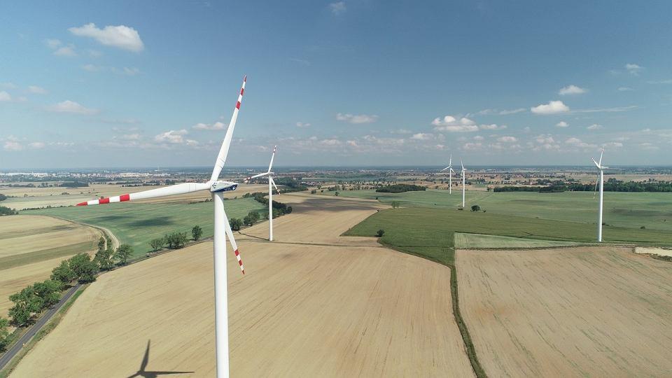 Elektrownia wiatrowa Taczalin