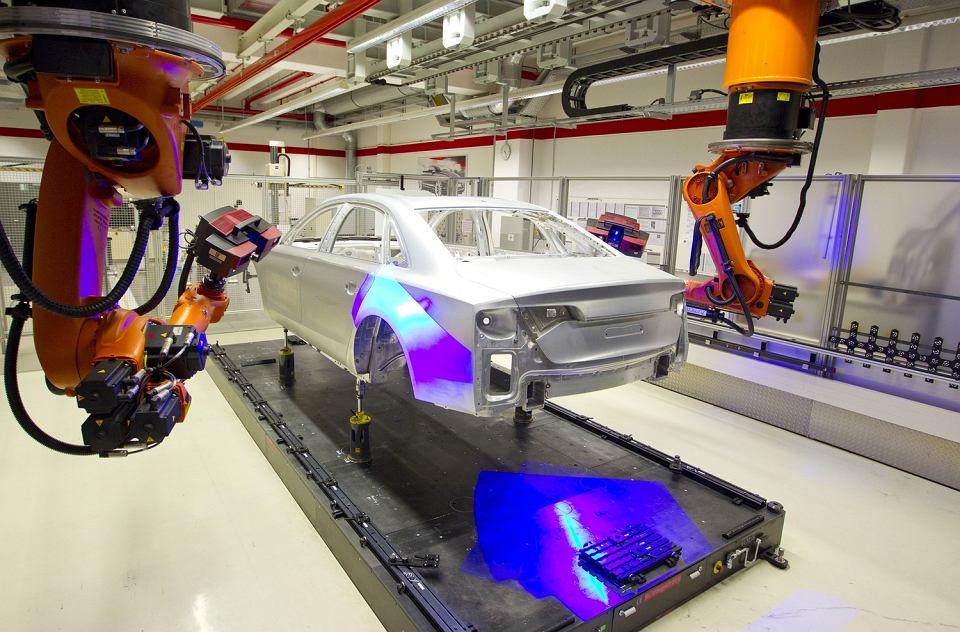 Fabryka Audi w Neckarsulm