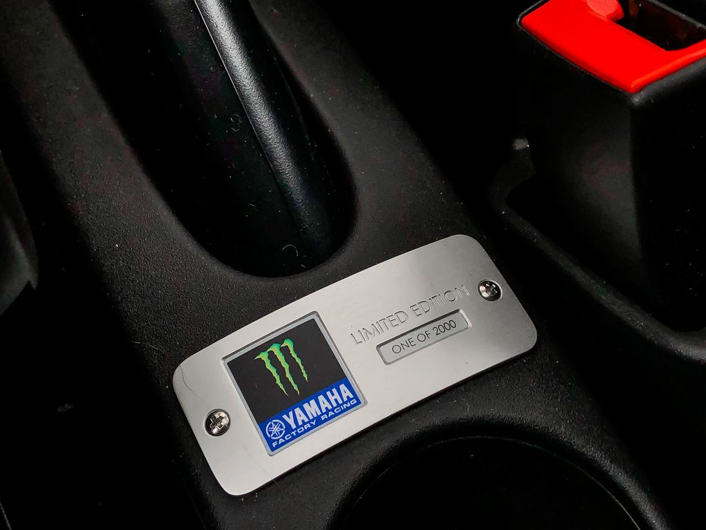 Abarth 595 Monster Energy Yamaha 1.4 T-Jet 165 KM