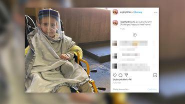 Lekarka opisała, jak wyglądał przebieg choroby wywołanej koronawirusem u jej synka.