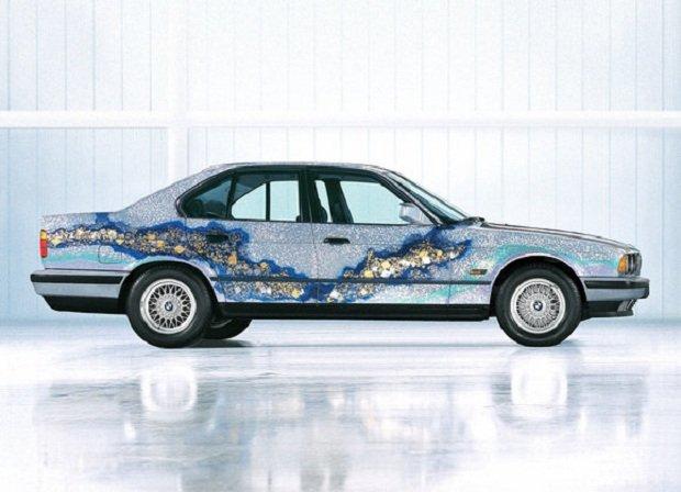 BMW 535i Art Car
