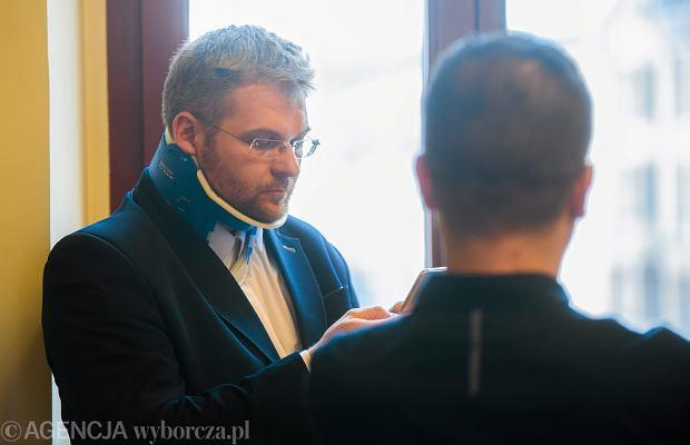 Były radny PiS Rafał Piasecki