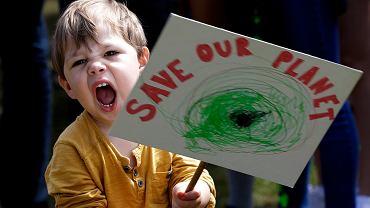 Protesty ws. klimatu