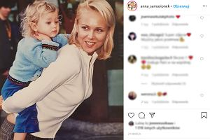 Córka Anny Samusionek skończyła 18 lat. Jak teraz wygląda?