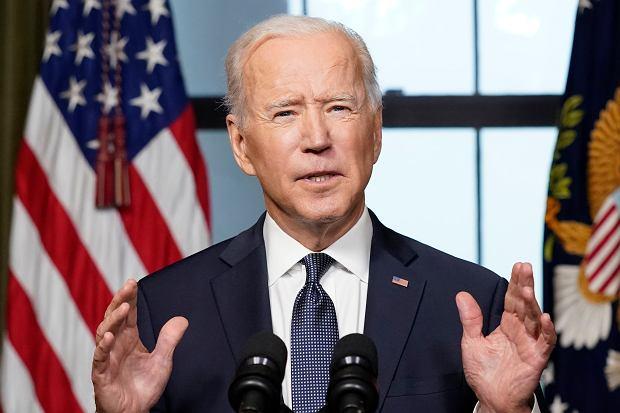 USA wprowadziły narodowy stan nadzwyczajny. Ale Biden znowu zaniechał sankcji wobec Nord Streamu 2