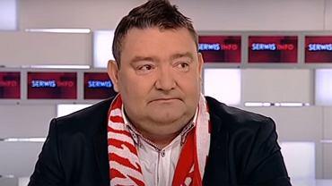 Paweł Zarzeczny po meczu Polska - Niemcy w 2014 roku