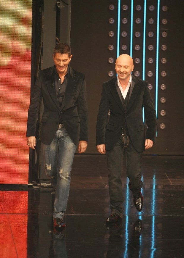 Domenico Dolce i Stefano Gabbana