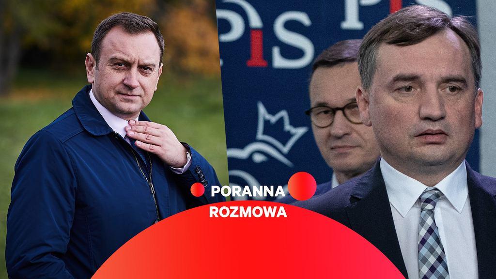 Tomasz Trela gościem Porannej Rozmowy Gazeta.pl