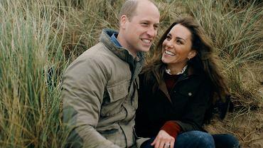 Księżna Kate i książę William nagrali filmik z okazji 10. rocznicy ślubu