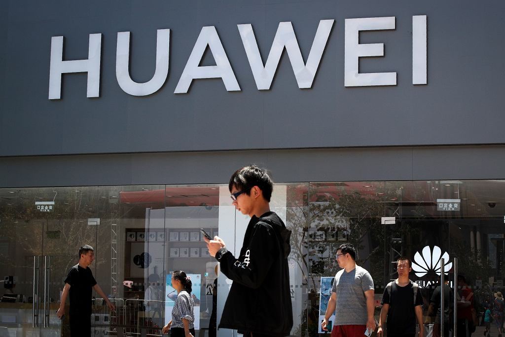 Huawei może kupować produkty od amerykańskich firm. Ale nie wszystkie