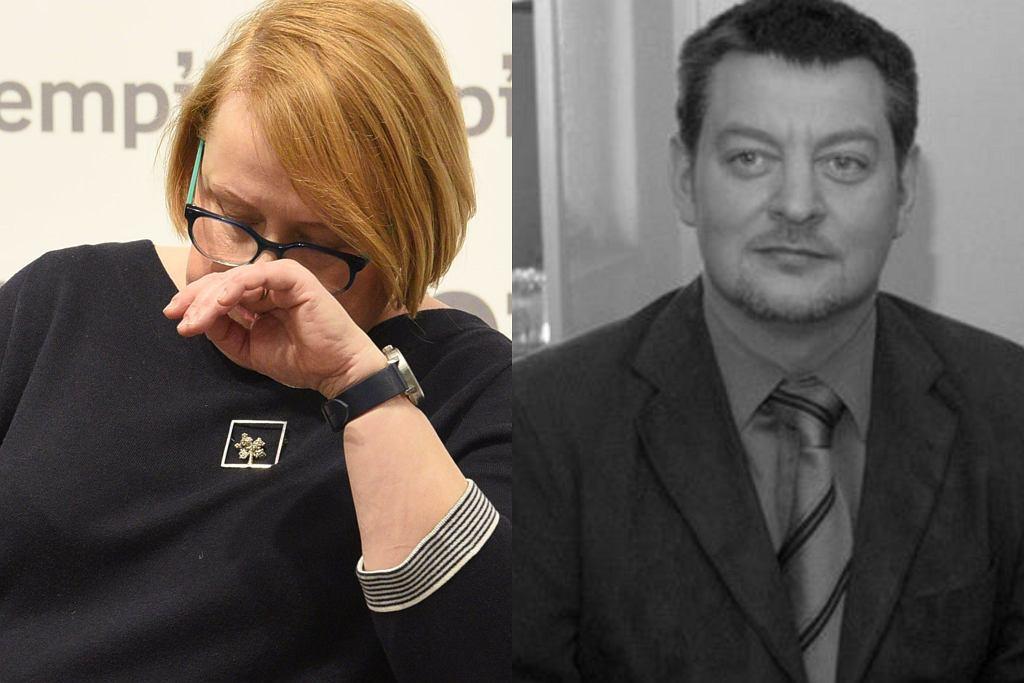 Ilona Łebkowska, Mariusz Sabiniewicz