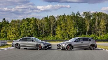 Mercedes-AMG CLA 45S 4MATIC+ i A 45S 4MATIC+