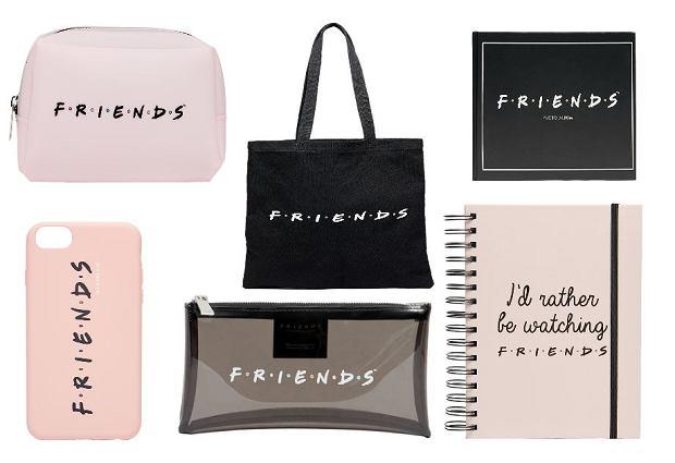 Kolekcja Bershka x 'Przyjaciele'