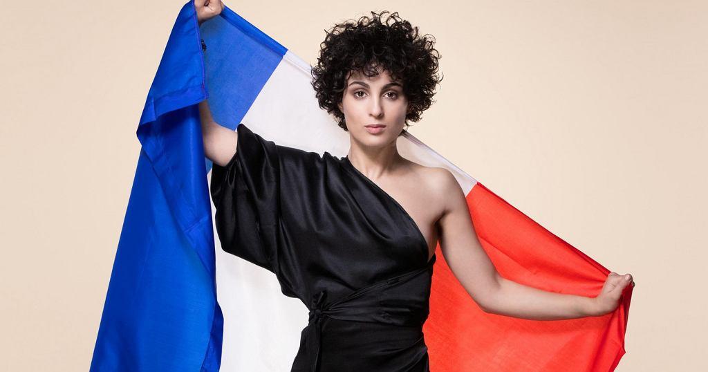 Barbara Pravi, reprezentantka Francji podczas Eurowizji 2021