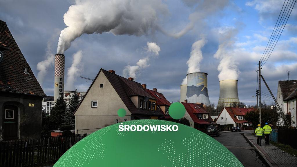 Kominy Elektrowni PGE Turów