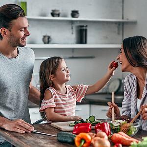 Wspólne gotowanie z dzieckiem