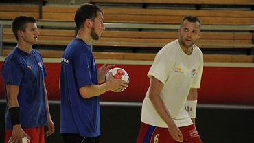 Piłkarze ręczni Gwardii Opole przygotowują się do sezonu