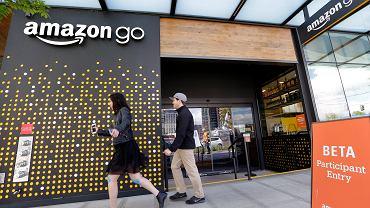 Nowy sklep Amazon Go w Seattle