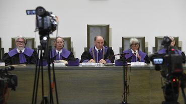 Sąd Najwyższy w siedmioosobowym składzie orzekł, że akt łaski wydany przez prezydenta wobec Mariusza Kamińskiego, byłego szefa CBA jest nieważny
