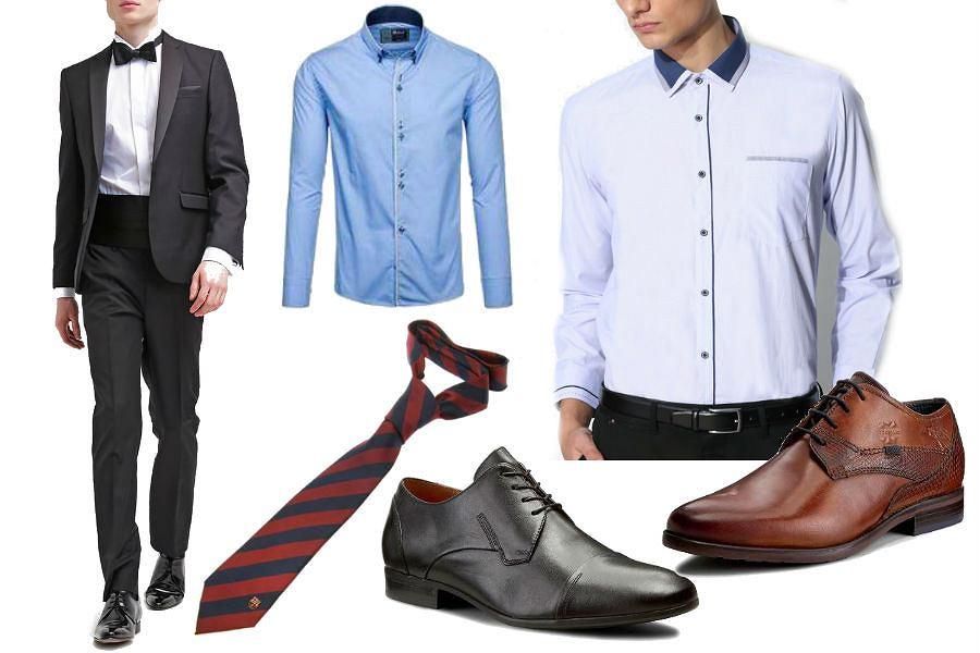 modne ubrania dla mężczyzn