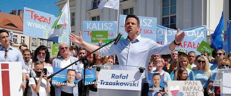 Niemiecka prasa o wyborach prezydenckich w Polsce: Bunt metropolii