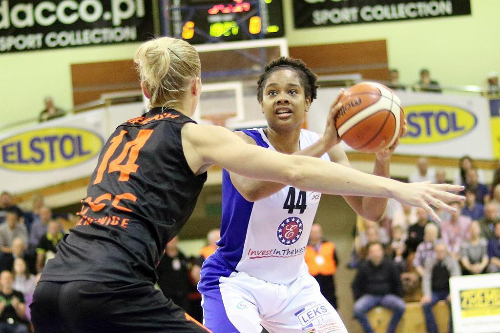 Basket Liga Kobiet: InvestInTheWest AZS AJP Gorzów - CCC Polkowice 61:49 (10:6, 17:15, 15:18, 19:10)