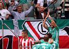 Legia Warszawa nowym mistrzem Polski! Cracovia bez szans!