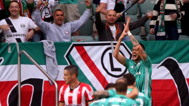 Legia Warszawa ponownie została mistrzem Polski! Rekord wszech czasów wyrównany!