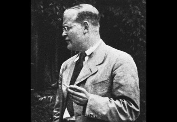 Dietrich Bonhoeffer. Bez Boga, bez strachu, ale z miłością i z odwagą