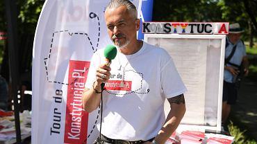 Tour de Konstytucja jedzie przez Polskę.